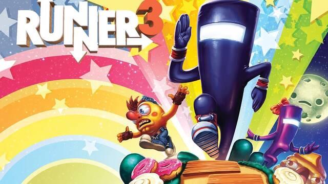 Runner3 se lanzará en PC y Nintendo Switch el 22 de mayo