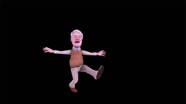 Charles Martinet será un personaje jugable en Runner3