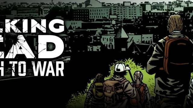 Anunciado The Walking Dead: March to War para iOS y Android