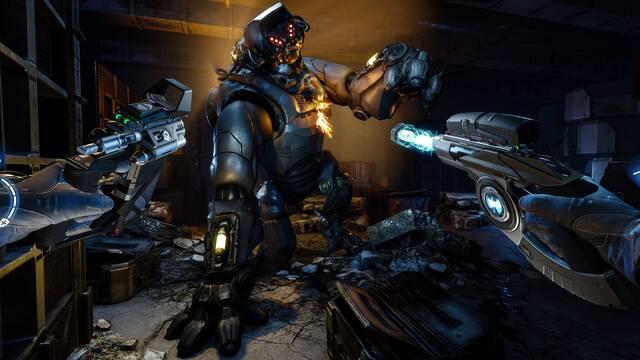 El juego de realidad virtual ARKTIKA.1 ya está disponible en Oculus Rift