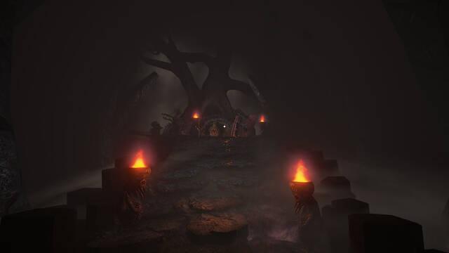 El juego de terror Conarium llegará a PS4 y Xbox One en febrero