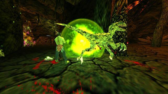 Los videojuegos clásicos de Turok llegarán muy pronto a Xbox One