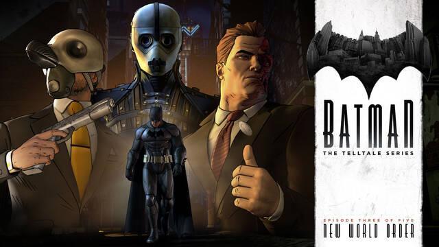 Tráiler de lanzamiento para el tercer episodio de Batman: The Telltale Series