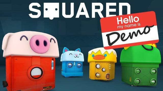 Death Squared tendrá demo en PC y en Nintendo Switch