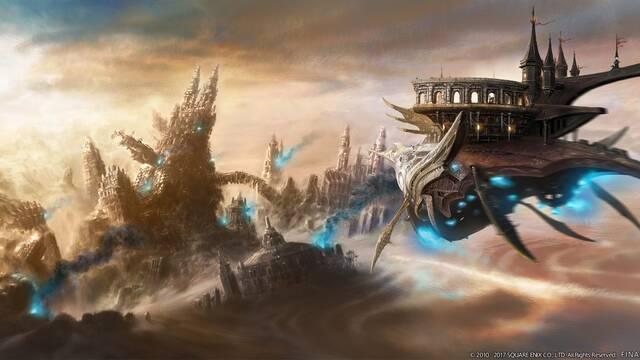 FF XIV: Stormblood recibirá el parche The Legend Returns el 10 de octubre