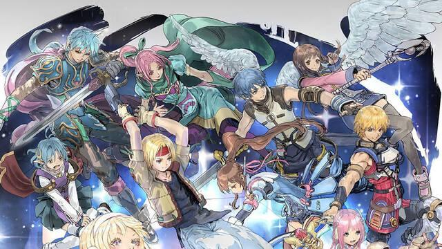 Star Ocean: Anamnesis llegará a Occidente en julio