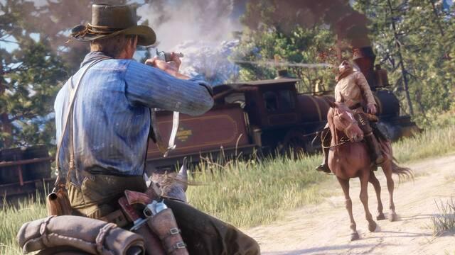 Así serán las armas y su función en Red Dead Redemption 2
