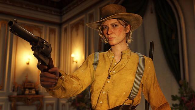 Take-Two está 'increíblemente entusiasmado' con Red Dead Redemption 2