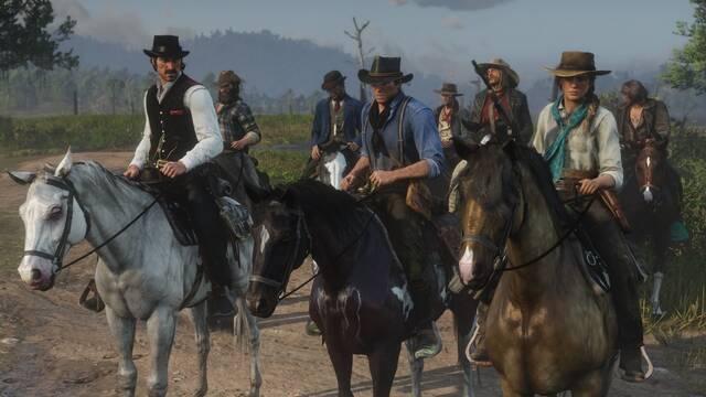 Más de 1000 actores han trabajado en Red Dead Redemption 2
