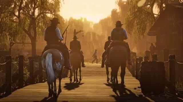 Red Dead Redemption 2 para PC aparecía mencionado en un perfil de LinkedIn
