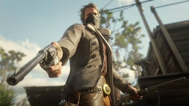 Problemas con el segundo disco de Red Dead Redemption 2 en Xbox One