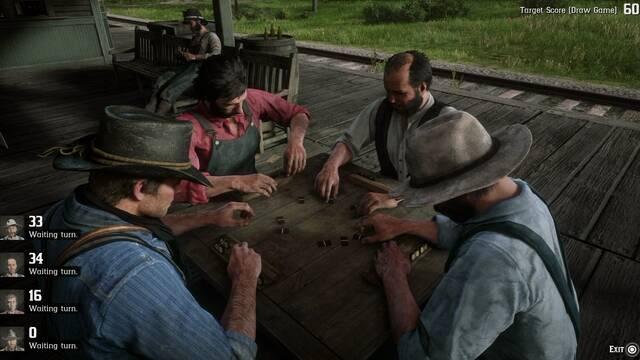 ¿Cómo jugar al Dominó en Red Dead Redemption 2? - TUTORIAL y consejos