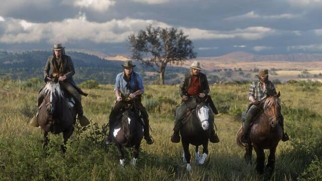 Rockstar estudió durante años a los caballos para Red Dead Redemption 2