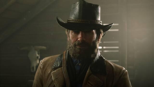 Red Dead Redemption 2 repite liderato en las ventas semanales de Reino Unido