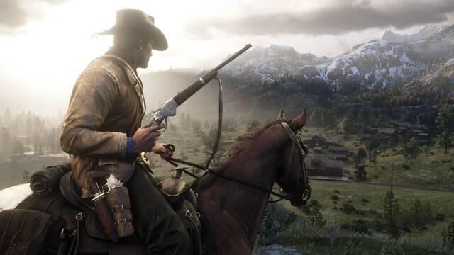 Red Dead Redemption 2 lidera una semana más las ventas en Reino Unido
