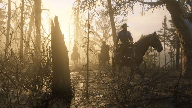 Solicitudes de objetos en Red Dead Redemption 2