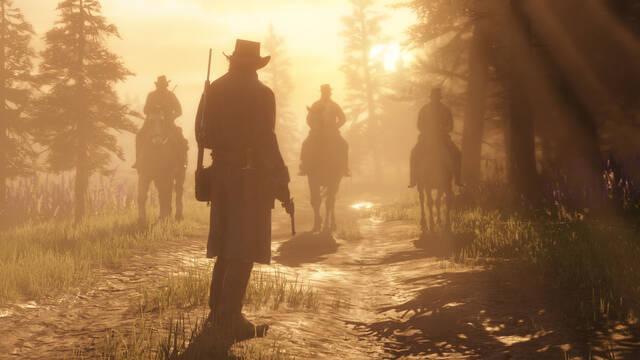 Take-Two: 'GTA Online no se verá afectado por Red Dead Redemption 2'