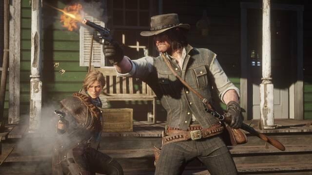 Red Dead Redemption 2 podría ofrecer mecánicas tipo RPG