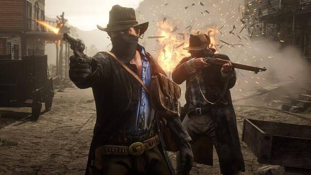 Take-Two destaca la 'fenomenal' respuesta ante Red Dead Redemption 2