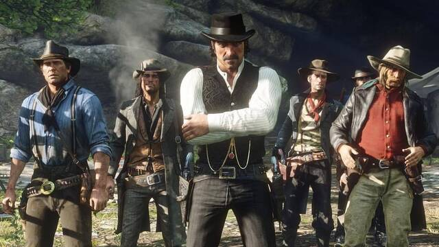 Red Dead Redemption 2 lleva ocho años en desarrollo