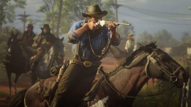 Take-Two ni confirma ni desmiente la versión de PC de Red Dead Redemption 2