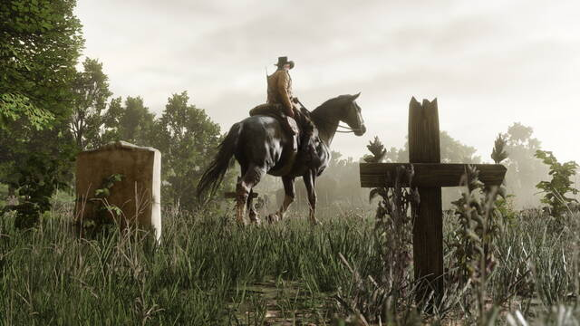 Red Dead Redemption 2 estará adaptado a PS4 Pro y Xbox One X
