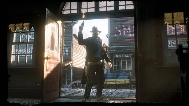 Red Dead Online estará disponible a finales de noviembre