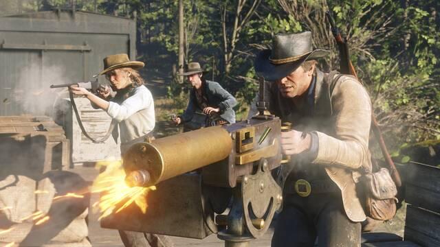 Algunos usuarios de PS4 ya han jugado a Red Dead Redemption 2