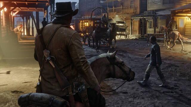 Rockstar no sabe cómo Red Dead Redemption 2 afectará a GTA Online