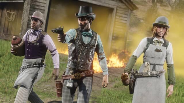 Suben las ventas digitales de Red Dead Redemption 2 con su estreno en Steam.