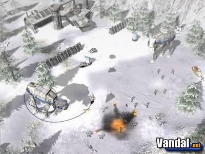Nuevas imágenes de Star Wars: Empire At War