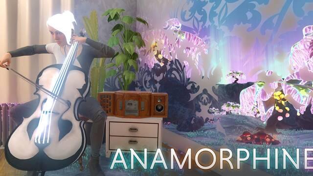 Así se ha creado el mundo de Anamorphine