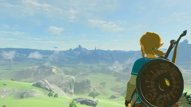 Zelda Breath of the Wild: Descubren un glitch que permite saltar de manera infinita