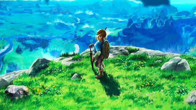 Los creadores de Zelda: Breath of the Wild hablan sobre los speedruns