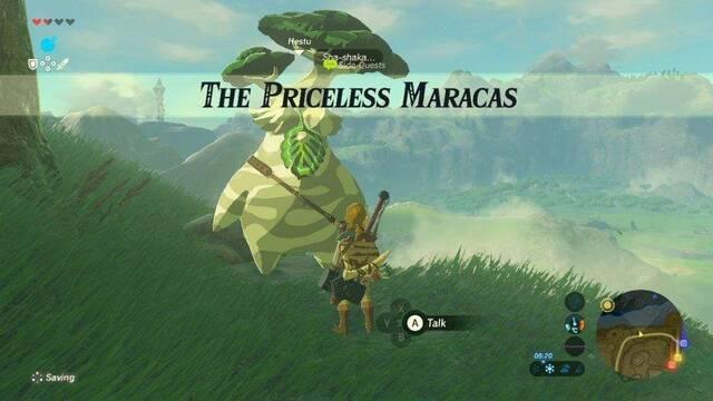 El director de Zelda: Breath of the Wild explica la recompensa de los Kolog