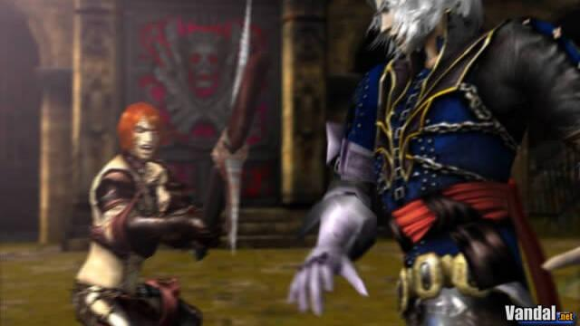 TGS: Nuevas imágenes de Castlevania para PS2
