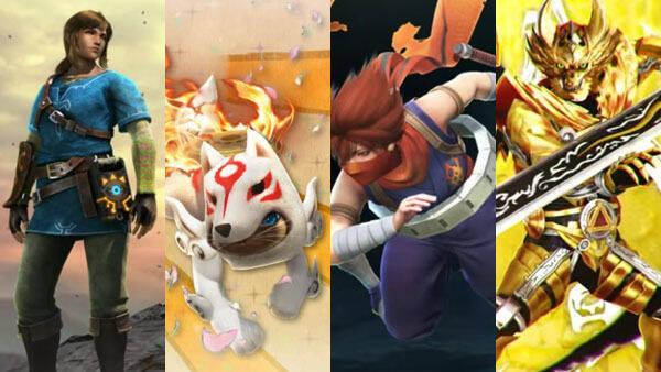 Las sagas Zelda, Garo, Okami y Strider estarán presentes en Monster Hunter XX