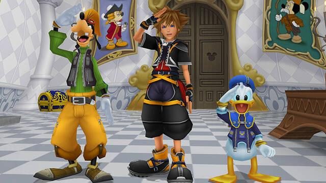 Kingdom Hearts HD 1.5 + 2.5 Remix tendrá parche de lanzamiento