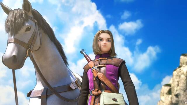 Dragon Quest XI S estrena gameplay y lanza su demo en Nintendo Switch