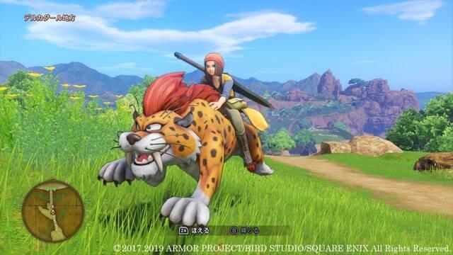 Dragon Quest XI S para Nintendo Switch estrena campaña publicitaria en Francia