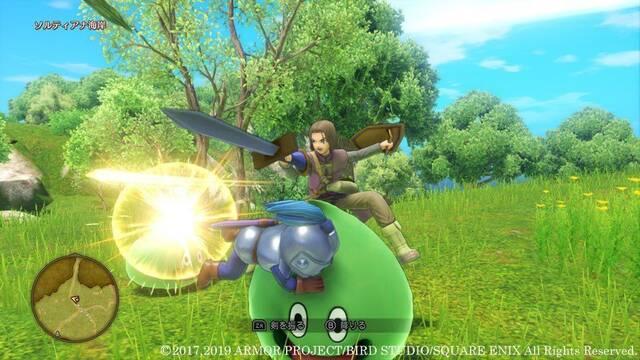 Dragon Quest XI S estrena un divertido anuncio para televisión en Japón - TGS 2019