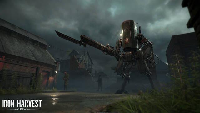 La estrategia Steampunk de Iron Harvest presenta su jugabilidad