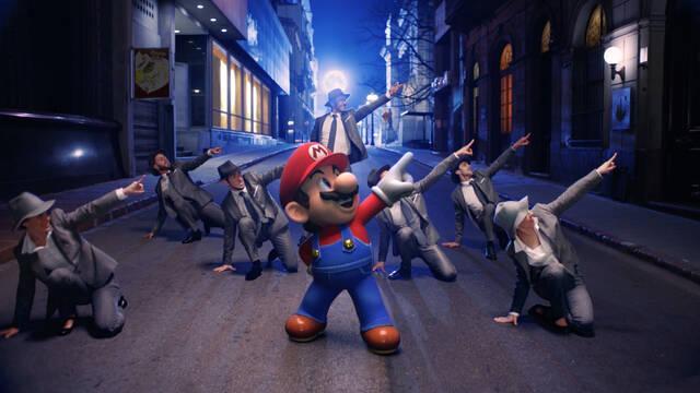 Super Mario Odyssey estrena un nuevo vídeo musical
