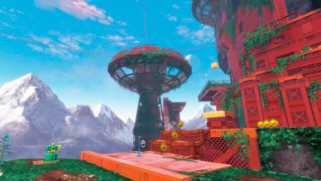Nuevo gameplay de Super Mario Odyssey