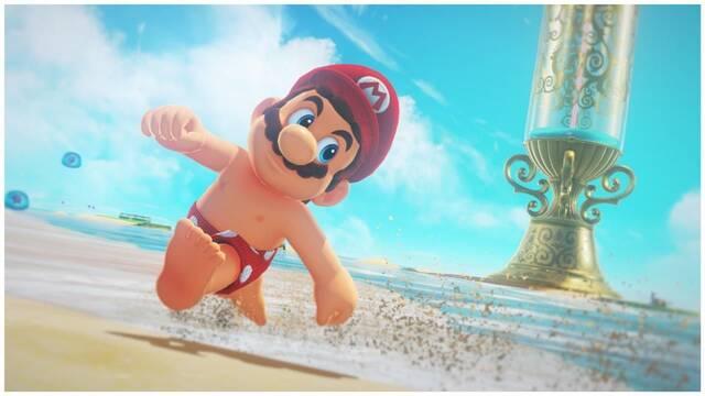 Establecen el récord speedrun de Super Mario Odyssey en 1:03:19