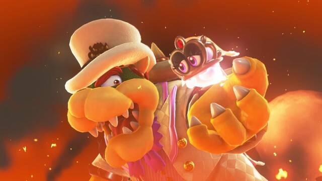 Super Mario Odyssey tendrá un tamaño aproximado de 5,7GB