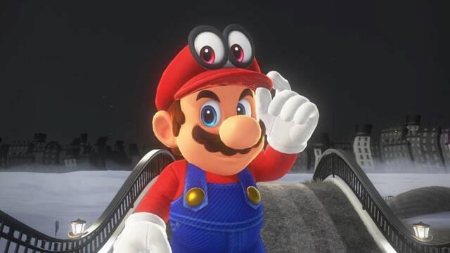 Comparan Super Mario Odyssey en su modo 'dock' y portátil en Nintendo Switch
