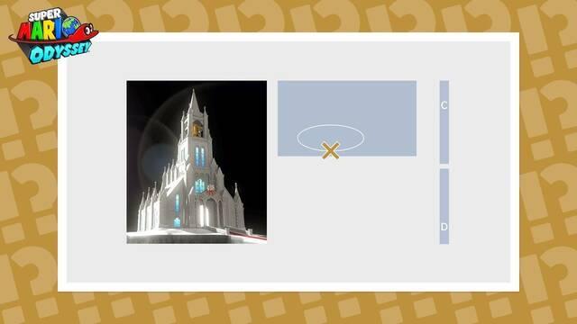 Décima pista artística para Super Mario Odyssey