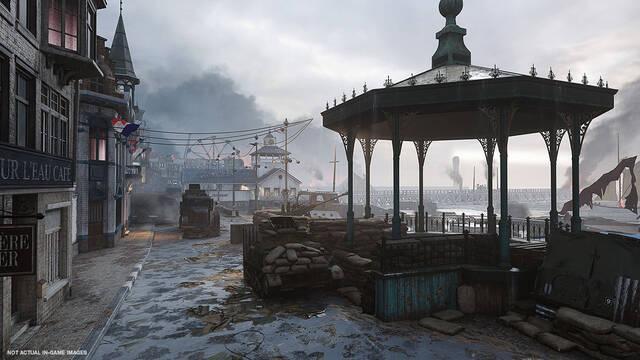 Call of Duty: WWII presenta su segundo DLC La Máquina de Guerra