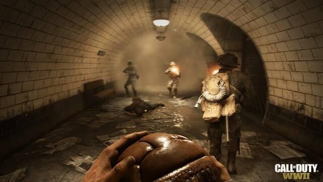 Call of Duty: WWII detalla un nuevo modo de juego: Gridiron
